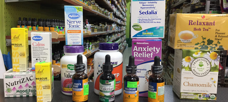 Eric's Health Food Shoppe | Natural Products to help with Stress and